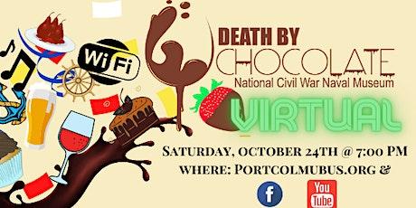 Death By Chocolate: Digital Decadence tickets