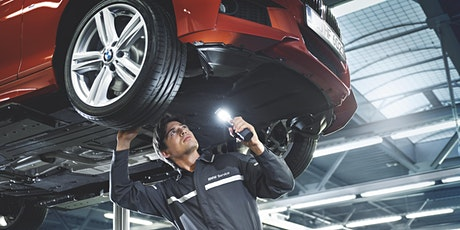 Complimentary Idle Car Maintenance Clinic tickets