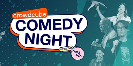 Crowdcube Comedy Night - Powered by NextUp tickets