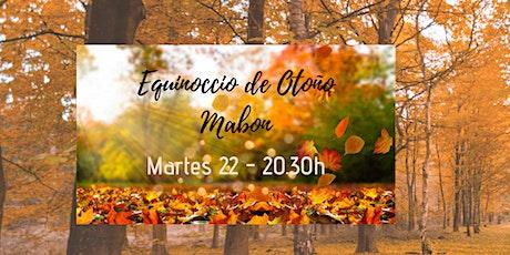 Celebración del equinoccio de otoño - Mabon boletos