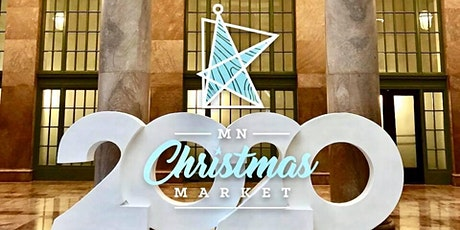 MN Christmas Market 2020 at Union Depot (St. Paul) tickets