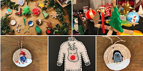 Make Your Own Christmas Decorations (with BYOB) tickets