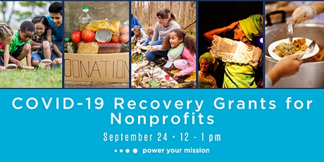 COVID Recovery Grant Webinar for MN Disaster Recovery Fund tickets