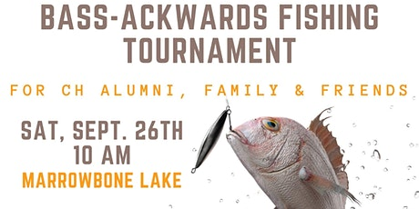 Cumberland Heights Alumni Bass-Ackwards Fishing Tournament tickets
