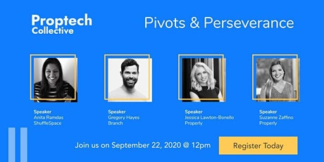 You're Invited - Proptech Collective September Lunch tickets