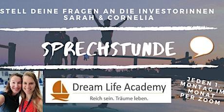Dream Life Academy Sprechstunde - kostenlos Tickets