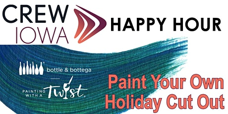 CREW Iowa - Happy Hour at Bottle and Bottega - MEMBERS-ONLY tickets