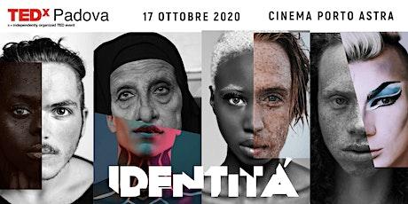 TEDxPadova - IDentità biglietti