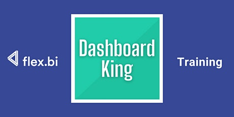 Dashboard King - Open Group Training tickets