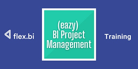 (eazy) BI Project management - Open Group Training tickets