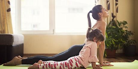 10/22 Virtual Kid's Yoga