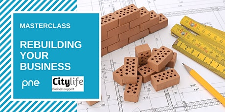 Rebuilding Your Business tickets