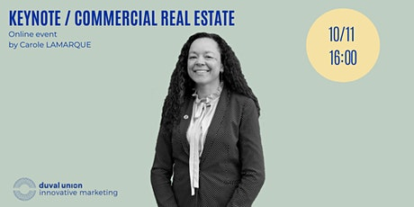 Keynote // Commercial Real Estate tickets