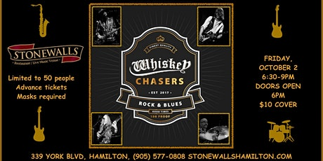 WHISKEY CHASERS LIVE AT STONEWALLS tickets