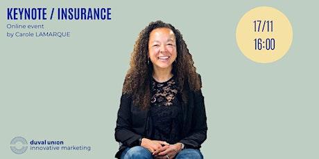 Keynote // Insurance tickets