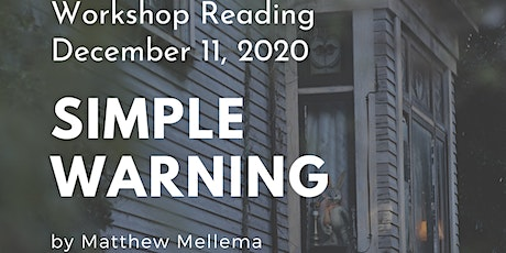 Workshop Reading: Simple Warning tickets