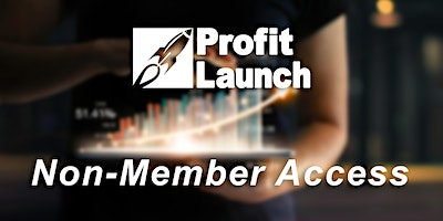 Profit Launch Masters Business Planning | Nov. 11-13 | Non-Member Access