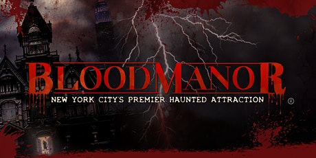 Blood Manor 2020 - Saturday October 24th tickets