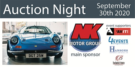 It's Auction Night At NK Motors tickets
