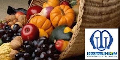 Harvest Thanksgiving tickets