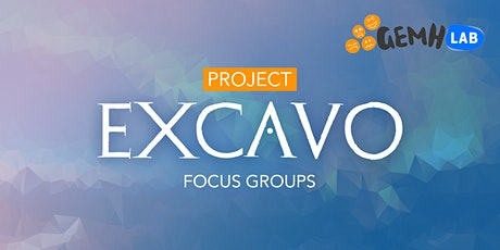 Excavo Focus Group (Dutch) tickets