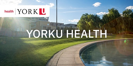 Information Session: Health Programs at York U tickets
