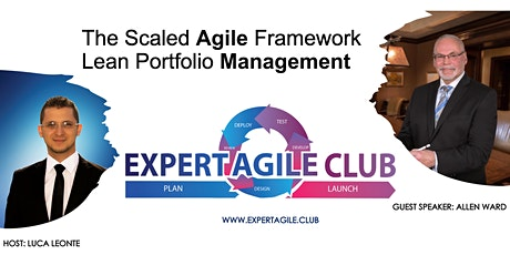 The Scaled Agile Framework Lean Portfolio Management​ tickets