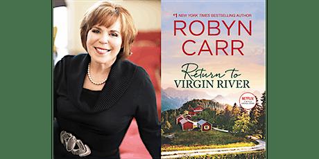 ROBYN CARR In Conversation with SUSAN ELIZABETH PHILLIPS tickets