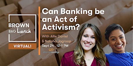 Can Banking Be An Act of Activism? tickets