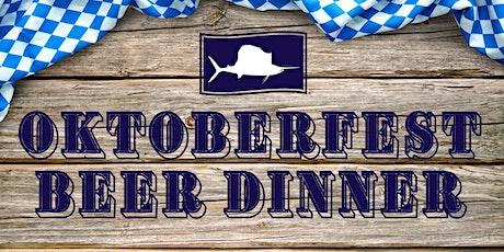 Sailfish Oktoberfest Beer Dinner tickets