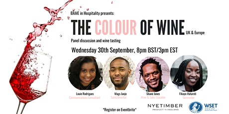 The  Colour of Wine  - Episode 3 of 3 tickets