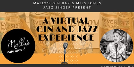 A Virtual Gin & Jazz Experience tickets