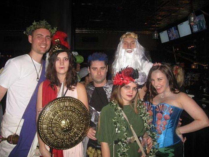 Halloween ROOFTOP Costume Party image