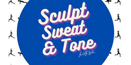 SCULPT - SWEAT & TONE by Holly Wilson billets