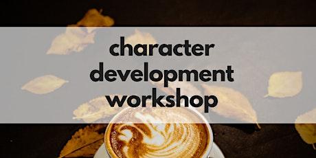 Character Development Workshop 3.0 tickets