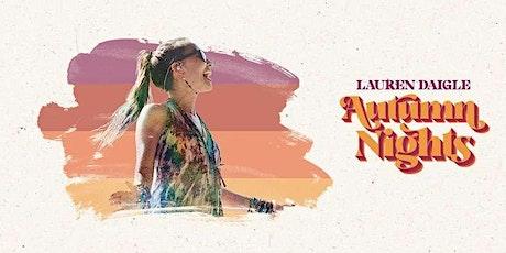 Lauren Daigle - Drive Up Concert Volunteers - Rogersville, MO - Sept 24th tickets