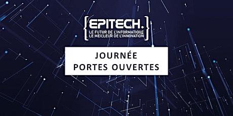 Journée Portes Ouvertes - Epitech Montpellier - 17 octobre 2020 billets