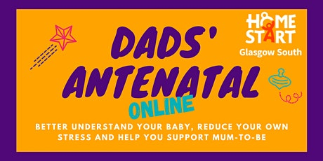 Dads' Antenatal Workshop - ONLINE - GLASGOW tickets