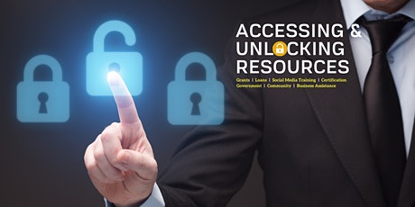 Accessing and Unlocking Resources tickets