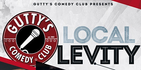 Gutty's Presents: Local Levity tickets