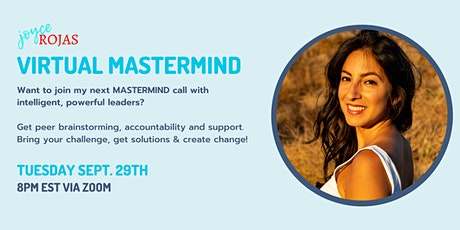 Virtual Mastermind Meeting tickets