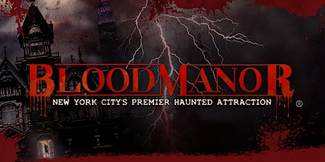 Blood Manor 2020 - Friday, October 30th tickets