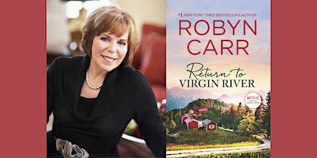 A Special Virtual Event with Robyn Carr tickets