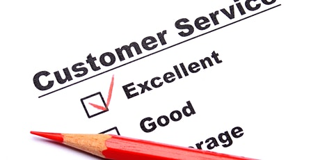 Customer Service in Challenging Times tickets