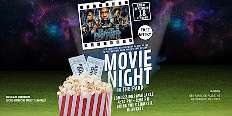 Parkside Movie Night tickets