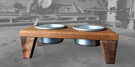 Intro to Joinery - Pet Bowl Stand tickets