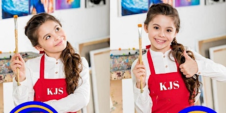 CANVAS WORKSHOPS -Creative kids voucher is accepted tickets
