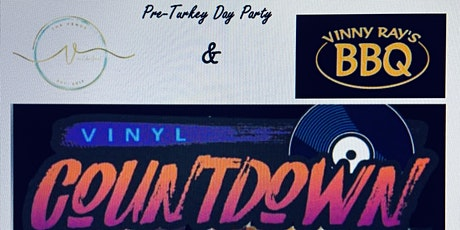 Thanksgiving Eve Party w/ Vinyl Countdown @ The Venue on Lake Grant tickets