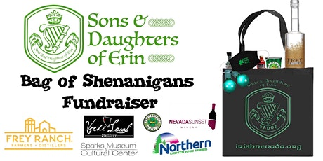 Bag of Shenanigans Fundraiser tickets