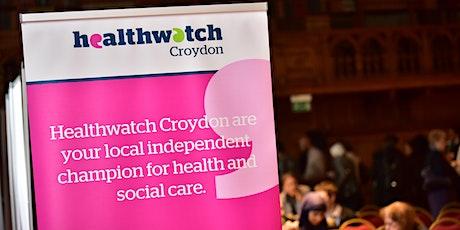 Healthwatch Croydon Annual Meeting 2020 tickets